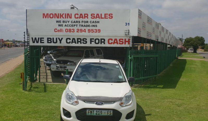 2014 FORD FIGO1.4 ambiente. cars for sale in BOKSBURG full