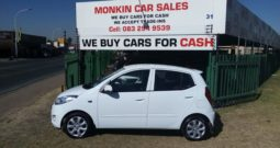 2013 HYUNDAI I10 1.25 FLUID CARS FOR SALE IN BOKSBURG