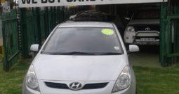 2010 hyundai i20 1.4 automatic for sale in boksburg